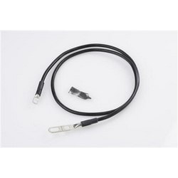 Ground Lead with Lugs, 1 m