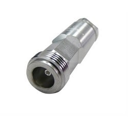 Type N Female Positive Lock for 1/4 in LDF1-50 cable