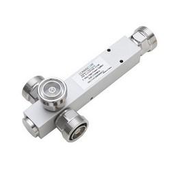 Three-way Reactive Power Splitter, 555-2700 Mhz