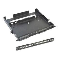 Modular fiber panel Black ral 9005