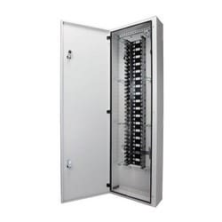 LSA-PLUS Connection Box, 510 Series, Holds Up To 34 Series 2 LSA-PLUS Modules