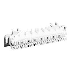 LSA-PLUS Disconnection Module, Cat 3, 8-pair, 10 Box/carton