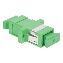 TeraSPEED SC-APC Simplex adaptateur, vert, seul Pack