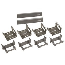 VisiPatch 360 Horizontal Rack Mount Cable Management Kit, 19 In.