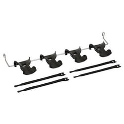 Gestion des câbles arrière, 360, Bar en rack