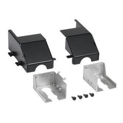 1000G 2 couvre de montage - support de fixation InstaPATCH (2), plateau monté, deux raccords de 3/4 pouce par tranche et protecteur de câble élargie (2)
