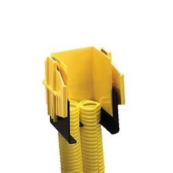 """FiberGuide Fiber Management Systems; FiberGuide Product Line System: 4x12 System, 4x24 System, 4x4 System, 4x6 System Express Exit Type: 2""""x2"""" Dual Adapter Length: 1.524 M"""