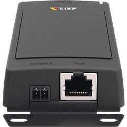 "Network Audio Bridge, 8 to 28 Volt DC, 4 Watt Typical, 256 MB RAM/512 MB Flash, 5.1"" Width x 2.2"" Depth x 1"" Height, Plastic/Metal, IP20"