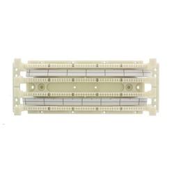 GigaMax 5e 110-Style câblage bloc, mur de monter avec les jambes, catégorie 5e, 100-paire