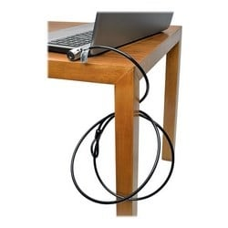 Keyed Laptop Security Lock, 6 ft. Cable