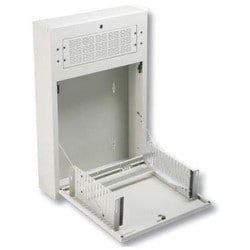 """Tilt Out Wall Cabinets for 19"""" Equipment 2RU"""
