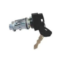 General Motor Ignition Cylinder Lock, Coded, 1997 to 1995 Year Model, Black, With (2) Key