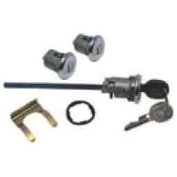 General Motor Door and Trunk Lock Set