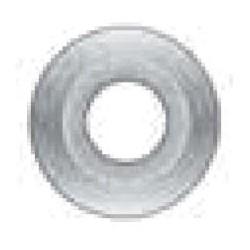 "Automotive Lock Face Cap, 1.24"" Diameter, For Nissan/Subaru Door and Luggage, 10 each per Pack"