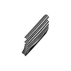 Cylinder Shim, Curved, Stainless Steel, 25 each per Pack