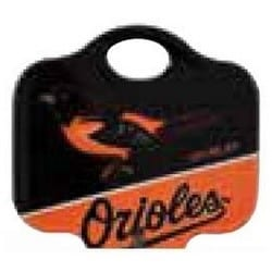 Decorative Key Blank, MLB Team Key, Kwikset/Titan, Orioles Logo, KW1 Keyway, 46 Price Group