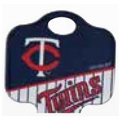 Decorative Key Blank, MLB Team Key, Kwikset/Titan, Twins Logo, KW1 Keyway, 46 Price Group
