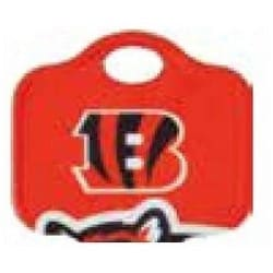 Decorative Key Blank, NFL Team Key, Kwikset/Titan, Bengals Logo, KW1 Keyway, 46 Price Group