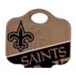 Decorative Key Blank, NFL Team Key, Kwikset/Titan, Saints Logo, KW1 Keyway, 46 Price Group