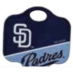 Decorative Key Blank, MLB Team Key, Schlage, Padres Logo, SC1 Keyway, 46 Price Group