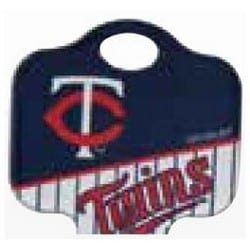 Decorative Key Blank, MLB Team Key, Schlage, Twins Logo, SC1 Keyway, 46 Price Group