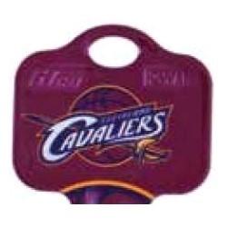 Decorative Key Blank, NBA Team Key, Schlage, Cavaliers Logo, SC1 Keyway, 46 Price Group