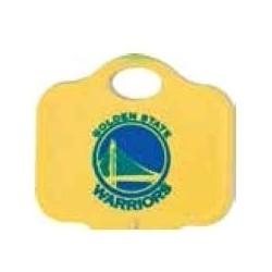 Decorative Key Blank, NBA Team Key, Schlage, Warriors Logo, SC1 Keyway