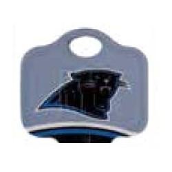 Decorative Key Blank, NFL Team Key, Schlage, Panthers Logo, SC1 Keyway, 46 Price Group