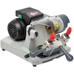 "Key Duplicator Machine, Manual, 1-Speed 1-Phase Motor, 120 Volt AC, 60 Hertz, 2.8 Ampere, 200 Watt, 1350 RPM, 15.75"" Width x 18.1"" Depth x 9.8"" Height, For Flat Style Key"