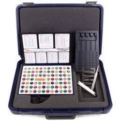"""Lock Pin Starter Kit, Universal, 0.005"""" Increment, 15"""" x 10-3/8"""" x 3-3/8"""", Metal"""