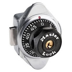 """Combination Deadbolt, Manual, 1-7/8"""" Width, With F444 Key, For Lift Handle Single Point and Box Locker"""