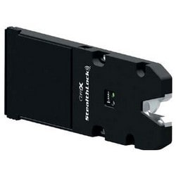 """Electronic Cabinet Lock Receiver Latch, 6.785"""" Width x 0.437"""" Depth x 2.67"""" Height"""
