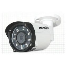 "Bullet Camera, Full HD, TVI, CVI, AHD, 960H, Outdoor, Day/Night, 1080p Resolution, 60' IR LED Range, 1/2.9"" CMOS Sensor, 3.6 MM Lens, 12 Volt DC, IP66, Aluminum, White"