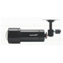 """Bullet Camera, Full HD, TVI, CVI, AHD, 960H, Day/Night, 1080p Resolution, 1/2.9"""" CMOS Sensor, 150 Degree 2.5 MM Lens, 12 Volt DC, 130 Milliampere, IP66, Aluminum, Black"""