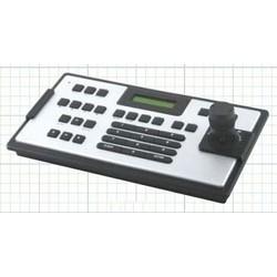 """PTZ clavier contrôleur, Joystick 3 axes, 12 volts DC, 3 Watt, 1200 mètre taux de Transmission, en bauds 2400/4800/9600 Bps, 13"""" largeur x profondeur 1,7"""" x 7,5"""" hauteur, pour caméra dôme"""