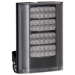 "Infrared LED Illuminator, 1-Panel, VARIO2, 24 Volt AC/DC, 100 Watt, 48-LED, 850 NM Wavelength, 10 to 120 Degree, 7"" Length x 11"" Width x 2.9"" Depth, Black"