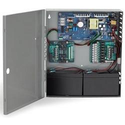 "Power Supply, Universal, 120/240 Volt AC at 50/60 Hertz Input, 4 Ampere at 12/24 Volt DC Output, 12"" Width x 4"" Depth x 14"" Height, Gray"