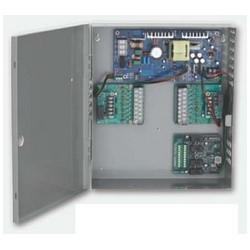 """Alimentation, Universal, 120/240 v AC 50/60 Hertz d'entrée, 6 ampère en sortie 12/24 volts DC, 12"""" largeur x profondeur 4"""" x 14"""" hauteur, gris"""