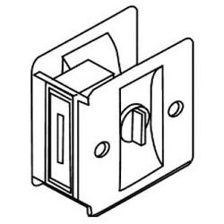 1065 613 Trimco Pocket Door Pull Anixter