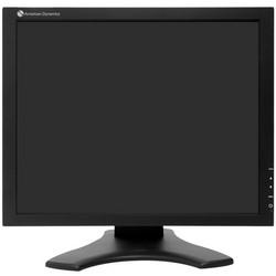 "LCD Monitor, 19"", 1280 x 1024 Resolution, 5:4 Aspect Ratio, 1000:1 Contrast Ratio, 23 Watt, 100 to 240 Volt AC, 16.61"" Width x 7.68"" Depth x 15.25"" Height, Black"