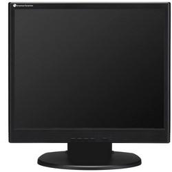 "LCD Monitor, 19"", 1280 x 1024 Resolution, 5:4 Aspect Ratio, 1000:1 Contrast Ratio, 23 Watt, 100 to 240 Volt AC, 16.5"" Width x 7.76"" Depth x 16.65"" Height, Black"