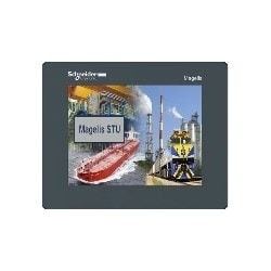 """Touch Panel Screen, 65536 Display Color, 24V DC, 30 Ampere Inrush, 6.5 Watt, 320 x 240 Resolution, 5.7"""" Display, 163 MM Width x 56.5 MM Depth x 129.15 MM Height"""
