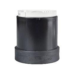 Buzzer Unit, Illuminated, Screw Clamp Terminal, 12 - 48V AC/DC, 2.8 Kilohertz, 70 - 90 dB, 70 MM Width x 70 MM Depth x 63 MM Height