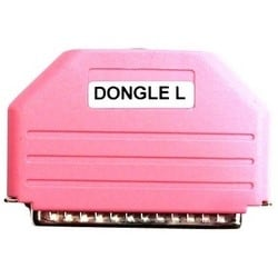 Dongle, Dongle-L, 50-Pin, Pink, For Pro Tester Ford, Mazda Vehicle