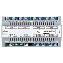 Video Intercom System Expanded Audio Control Unit, With NFC Programming, Mounting Rail