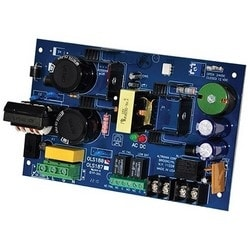 Power Supply Charger, Single Output, 12/24VDC @ 6A, 115VAC, Board