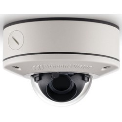 Network Camera, IP, Micro Dome, G2, 1.2 Megapixel, 37 FPS, Flush Mount, Day/Night, Indoor/Outdoor, Standard, 1280 x 960 Resolution, 4.4 Watt, IP66, IK10, PoE, Without Lens