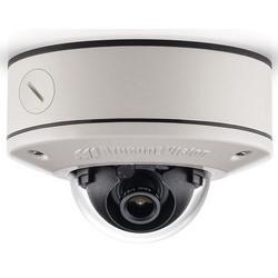 Network Camera, IP, Micro Dome, G2, 5 Megapixel, 14 FPS, Surface Mount, Day/Night, Indoor/Outdoor, Standard, 2592 x 1944 Resolution, 2.8 MM Lens, 5 Watt, IP66, IK10, PoE