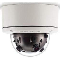 Network Camera, IP, Mini, 360 Degree Panoramic, G5, 12 Megapixel, Surface Mount, Day/Night, Indoor/Outdoor, 8192 x 1536 Resolution, 2.6 MM Lens, 12.1 Watt, IP66, IK10, PoE