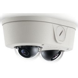 Network Camera, IP, Micro Dome, DNR, Duo, 4 Megapixel, 15 FPS, Surface Mount, Day/Night, Indoor/Outdoor, WDR, 1920 x 1080 Resolution, 7.9 Watt, IP66, IK10, PoE